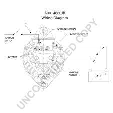 prestolite leece neville a0014860jb wiring diagram