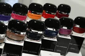 witty the names of the s are as provocative as the designer himself shameless re marc able marc jacobs beauty
