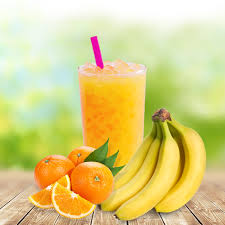 Image result for banane et orange