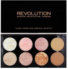 Makeup Revolution <b>Палетка румян Ultra Blush</b> Palette, Golden Sugar