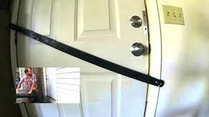 sliding door security bar. Security Doors For Sliding Glass Door Bar Patio .