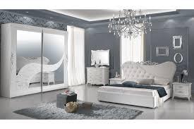 Italienisches Schlafzimmer Dana In Weiß 6 Teilig Interdesign24de