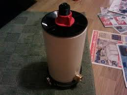 picture of diy aquarium canister filter