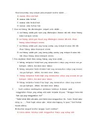 Kunci jawaban soal tema 4 kelas 6 sd/mi subtema 3 globalisasi dan cinta tanah air, tepatnya pada materi pembelajaran 2 di buku tematik siswa halaman 105 107 108 109 110 111. Soal Tema 9 Kelas 5 Dan Kunci Jawaban Guru Galeri