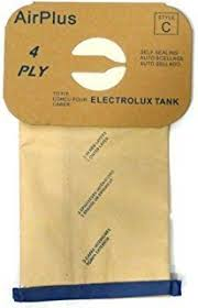 electrolux hoover bags. 48 electrolux type c tank model vacuum cleaner bags 4 ply by envirocare hoover