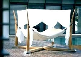 outdoor floating bed collect this idea round lounge cushions o