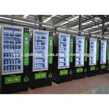 Vending Machine Manufacturers Delectable China Vending Machine From Changde Manufacturer Hunan TCN Vending