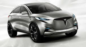 tesla new model 2018. brilliant model tesla model y electric suv to be released in 2018  the coverage automotive throughout tesla new model e