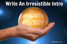 ways to write an irresistible intro to your blog post