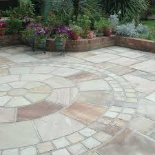 Small Picture 10 best Indian Sandstone Paving images on Pinterest Sandstone