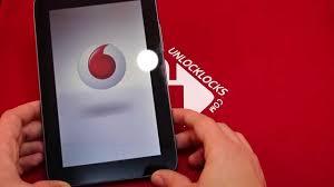How To Unlock Vodafone Smart Tab II by ...