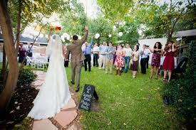 Intimate Summer Backyard Wedding In Pennsylvania · RuffledSummer Backyard Wedding