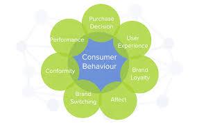 Consumer Behavior Chart The Irrationality Of Consumer Behaviour