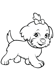 Pictures Of Dogs To Color Koshigayainfo