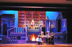 Beauty And The Beast Musical Set Design Beauty And The Beast Musical Set Sets Props Disney
