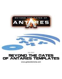 Buy Templates Online Beyond The Gates Of Antares Templates