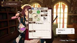 atelier sophie the alchemist of the mysterious book review rpg site atelier sophie the alchemist of the mysterious book review