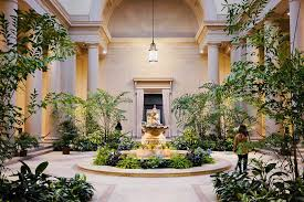 visiting the national gallery of art in washington dc