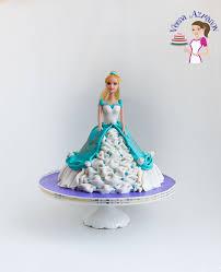 How To Make A Princess Cake At Home Veena Azmanov