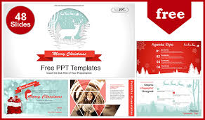 Christmas Powerpoint Templates For Free