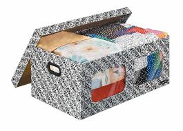 Decorative Cardboard Storage Boxes With Lids Underbed Cardboard Storage Boxes With Lids Fascinating For Your 25
