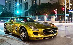 Gold Mercedes Wallpapers - Top Free ...