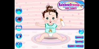 Girly Toddler Girl Game
