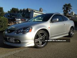 2002 Acura Rsx Type - S A - Spec (satin Siliver, Title, Oem - Jdm ...