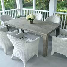 gray patio furniture. Sophisticated Gray Wicker Outdoor Furniture On Grey Patio Chair E