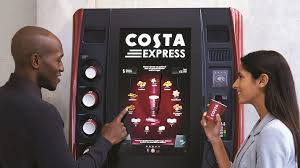 Costa Vending Machine Inspiration Costa Express Installs 48th SelfServe Coffee Bar Whitbread