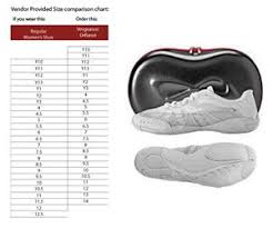 Kaepa Cheer Shoes Size Chart 37 Rational Kaepa Shoe Size Chart