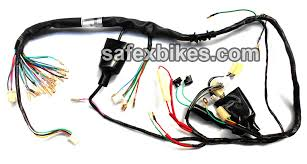 wiring harness cd dawn ks swiss motorcycle parts for hero honda wiring harness cd dawn ks swiss motorcycle parts for hero honda cd dawn
