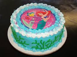 The Little Mermaid Birthday Cake Ideas Wedding Academy Creative