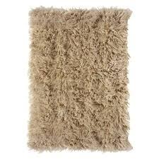 home decorators collection premium flokati beige 4 ft x 6 ft area rug