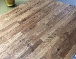 Küchenarbeitsplatte Massivholz Wildeiche / Asteiche kgz 40 x ...