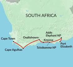 garden route tour south africa