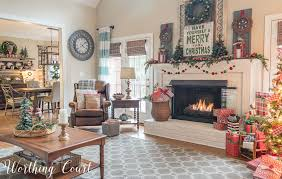 my cozy farmhouse family room worthing court how to decorate above my fireplace how to decorate my fireplace wall