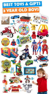 Best Gifts And Toys For 3 Year Old Boys 2017
