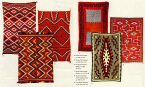 navajo rug designs. By The 1890s, Internal Demand For Navajo Weaving Was Almost Non-existent. To Make Matters Worse, A Widespread Financial Panic Seized U.S. Economy In Rug Designs