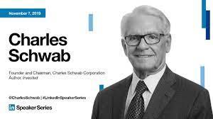 LinkedIn Speaker Series: Charles Schwab ...