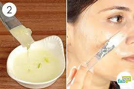 mix well and apply the mask every other day to treat acne and reduce acne scars
