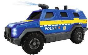 Купить игрушечную <b>машину Dickie Полицейский</b> внедорожник 18 ...