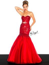 Black White Red By Mac Duggal 85142mr Mac Duggal Black White Red