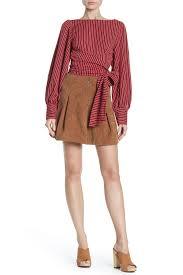 Tularosa Size Chart Kendall Corduroy Skirt