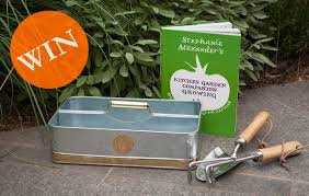 Kitchen Garden Companion Win A Stephanie Alexander Book Garden Tool Prize Pack
