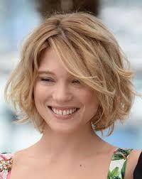 short wavy haircuts for women