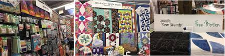 Ask Adele about great sewing and quilting notions, gadgets, and ... & Learn what's new in notions and a lot more... - sign up here! Adamdwight.com