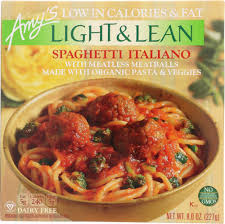 Amy S Light Lean Roasted Polenta With Swiss Chard Amys Light Lean Spaghetti Italiano 8 Oz Meatless
