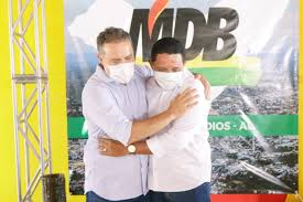 Júlio Cezar se filia ao MDB ao lado do governador Renan Filho – Prefeitura  Municipal de Palmeira dos Índios