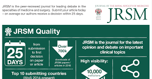 Journal Of The Royal Society Of Medicine Sage Journals